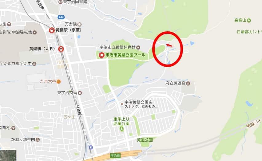 宇治川花火大会にオススメの穴場スポット
