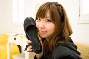 重曹を使用して子供の靴がクサくなくなり喜ぶママさん