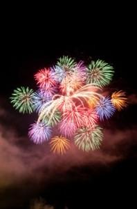 宇治川花火大会の画像