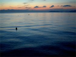 琵琶湖でバーベキューが出来る青柳浜キャンプ場