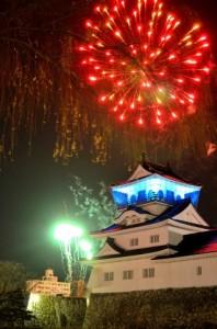 彦根花火大会の画像