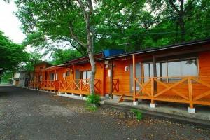 琵琶湖の水泳場で水が綺麗なバーベキューも出来る二本松キャンプ場