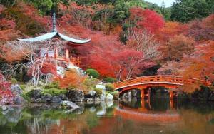 京都の世界遺産でも穴場の醍醐寺