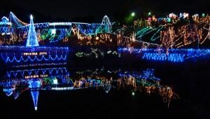 京都で穴場のクリスマスイルミネーション会場