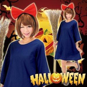 ハロウィンで着たいかわいい魔女の画像