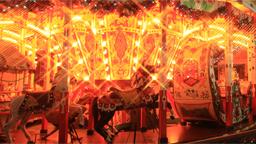 大阪クリスマスデートで高校生におすすめのメリーゴーランド