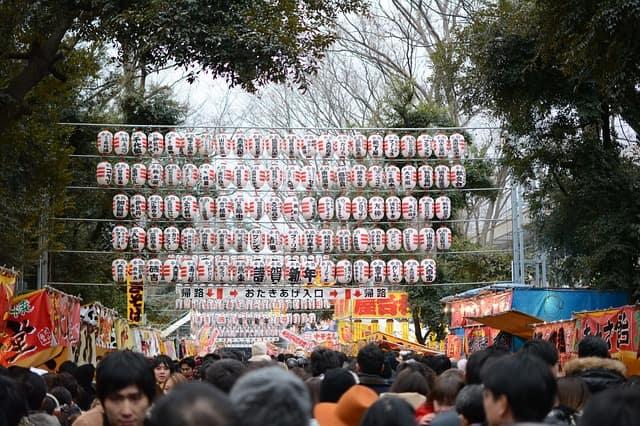明治神宮の初詣