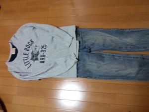 幼稚園の運動会のパパが着る定番の服装