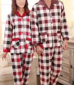 両親に贈るペアルックのパジャマ