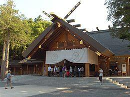 七五三で人気の北海道神宮