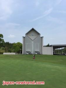 接待ゴルフでよく使われるペアズパウゴルフ場