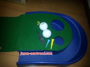 接待ゴルフで準備しておきたい小物