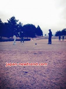 ゴルフコンペの幹事と参加者