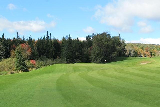 ゴルフコンペのコース