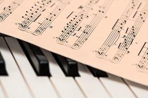 小学生の子供が習い事で通っているピアノ教室