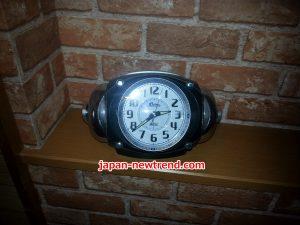 彼氏へのプレゼントにオススメな目覚まし時計スーパーライデン