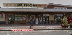 格安旅行で訪れた芦原温泉駅