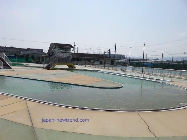 京都の市民プールでも人気の久御山町立町民プール