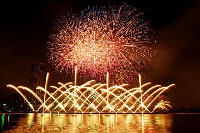 びわ湖花火大会の画像
