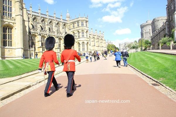 イギリスの風景